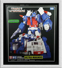 Takara Tomy Transformers Masterpiece MP-22 Ultra Magnus in USA NOW!!