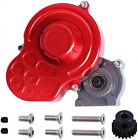 RC Full Assembled Transmission Gearbox Metal Center Case w/Gear Set for 1/10...