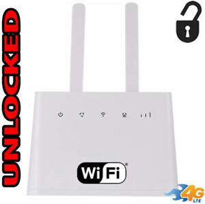 Huawei b310s-518 WiFi Modem Router 4G LTE GSM UNLOCKED  Tmobile Verizon Latin Am