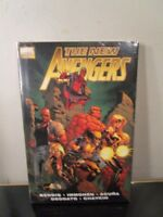 New Avengers Vol 2 by Bendis Marvel Comics HC Hard Cover Brand New Sealed ~