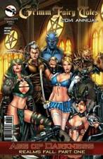 Grimm Fairy Tales 2014 Annual  Zenescope Comic Book NM