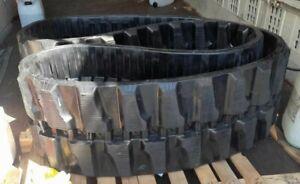 Gummikette Baggerkette 450x73,5x86 für Ihi 75UJ.2 Sumitomo S106F2U Bagger