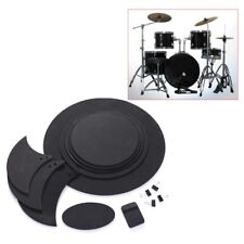 AUPHY Portable Drum Practice Pad Silicone Drum Mute