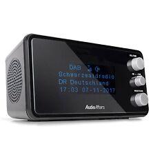 Digitaler Radiowecker DAB+ Wecker Radio Snooze leichte Bedienung 2 Weckzeiten