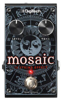 DigiTech Mosaic Polyphonic 12-String Effect Pedal, Brand New in Box !