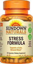 Vitaminas Para El Estrés Y Ansiedad - Controla Y Reduce El Estrés Naturalmente