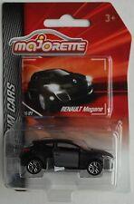 Majorette Premium Cars - Renault Megane Coupe mattschwarz Neu/OVP