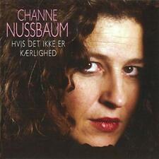 Channe Nussbaum – Hvis Det Ikke Er Kærlighed Folk, World, & Country