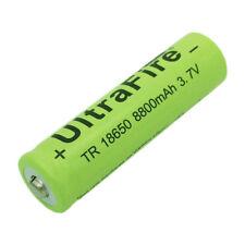 3.7V 18650 8800mAh Li-ion Rechargeable Battery for Flashlight Headlamp Hiking