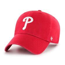 MLB Philadelphia Phillies Cap Basecap adjustable Baseballcap cleanup rot Logo