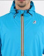 K-Way Men's Le Vrai 3.0 Claude Jacket, Blue
