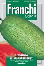 Franchi semillas de Italia-Sandía-Charleston Gris-semillas