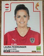 Womens Euro 2017 panini sticker - 232 Laura Feiersinger (Austria)