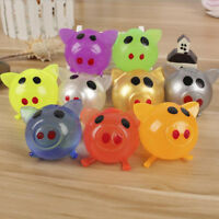 Exquisite 1pcs Anti-stress Toy Ball Vent Toy Smash Various Styles Pig Toys