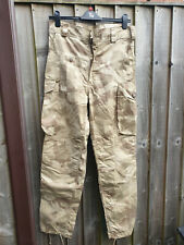 IRELAND / IRISH DEFENCE FORCES DESERT DPM TROUSERS - 34 INCH WAIST