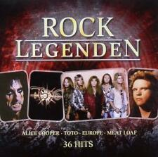 Rock Legenden von Various Artists    2 CD  NEU & OVP
