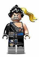 "NEW Authentic LEGO Overwatch Genji Minifigure ""Hanzo vs. Genji"" 75971 ow004"