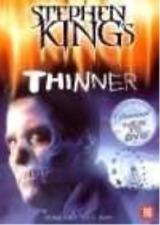 Thinner - (UK IMPORT) DVD NEW