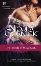 Whisper of Scandal by Nicola Cornick (2010,...