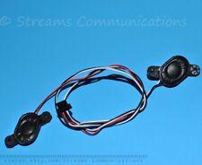 "TOSHIBA Satellite C675 C675D Series 17.3"" Laptop STEREO Speakers"