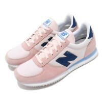 New Balance WL220AA B Pink Blue White Women Running Shoes Sneakers WL220AAB