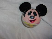 New listing Disney Just Play Mickey Mouse Plush Stuffed Doll Toy in ball collector new nwt