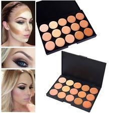 15 Colors Professional Salon Party Concealer Contour Face Cream Makeup Palette