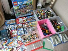 LEGO job lot SETS BUNDLE 18KG ninjago star wars batman city bricks minifigures