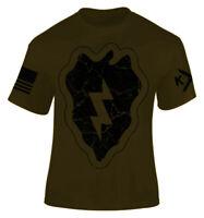 25th Infantry Division T-shirt I Hawaii I Stryker I Veteran I Tropic Lightning