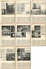 1961 Bristol School Of Architecture, Review