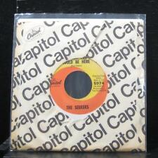 """The Seekers - I Wish You Could Be Here 7"""" Mint- 5974 Vinyl 45 Capitol Records"""