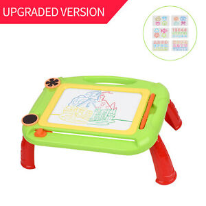 Magnetic Doodle Drawing Board Toys Painting Sketch Kid Educational Erasable Pad