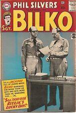 Sgt Bilko #16 G/VG