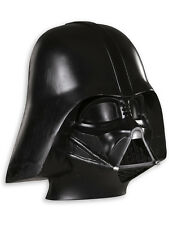 Child Boys Darth Vader Half Mask Star Wars Halloween Fancy Dress Accessory New