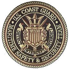 Msst 91108 Kings Bay Georgia desert W5103 Uscg Coast Guard patch