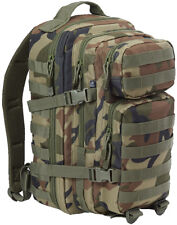 BRANDIT US Cooper medium Assault Pack I woodland BW Army Rucksack Wandern