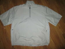 Mens Callway Xseries athletic quarter zip golf windbreaker jacket Xxl 2Xl