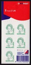 NVPH V1495b Beatrix inversie PTT Velletje iHBL Hangboekje uit 2001