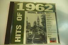 HITS OF 1962 CD CAR COVER HELEN SHAPIRO CRAIG DOUGLAS JOHNNY BURNETTE MATT MONRO