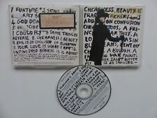 CD BOY GEORGE Cheapness and beauty 840492  promo cf sticker
