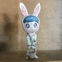 Living Dead Dolls Resurrection Series Mini Figure Eggzorcist White chaser