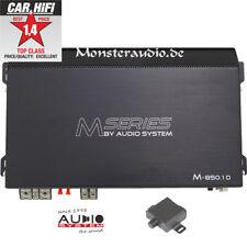 AUDIO SYSTEM M-850.1 1-Kanal Verstärker Digital Auto PKW Endstufe 850 Watt/RMS