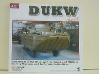 DUKW in Detail - GMC DUKW in the Belgian Royal Army and Military History ..R051