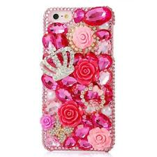 Custom-made Glitter Jewelled Bling Crystal Diamonds Soft Phone back Case Cover i
