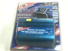 1 PC POWER INVERTER 200 WATT-INVERTS 12V DIRECT TO 240 VOLTS
