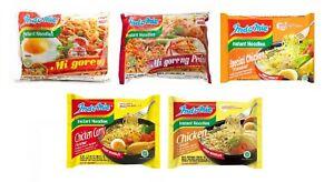 Indomie Instant Noodles Special Chicken,Chicken Curry,Chicken,Hot Spicy Flavour