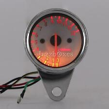 Motorcycle Backlight LED Tachometer Fit Kawasaki VN Drifter Classic Nomad 1500