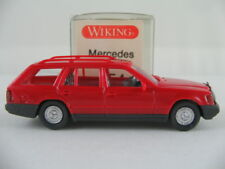 Wiking 13154 Mercedes-Benz 230 TE (1989-1993) in rot 1:87/H0 NEU/OVP