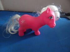 My Little Pony G1 UK Exclusive Snowflake *Bait*