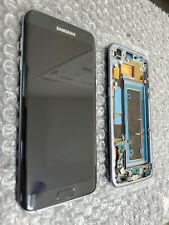 Brand New Samsung Galaxy S7 Edge OEM G935 LCD Digitizer Screen Black - Frame
